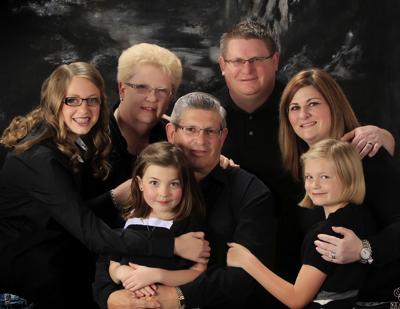 Scroggin Family & Children