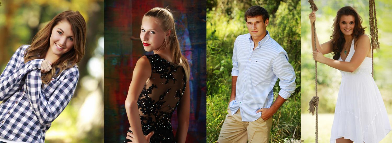 High School Senior Models
